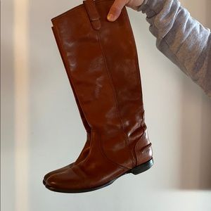Madewell - Leather boots